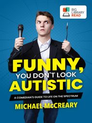 Funny, You Don't Look Autistic cover