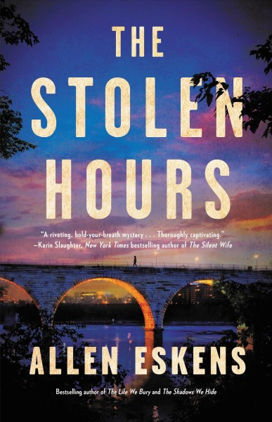 The Stolen Hours cover