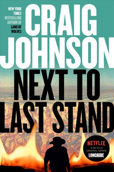 Next to Last Stand cover