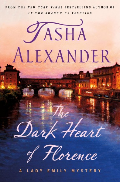 The Dark Heart of Florence cover