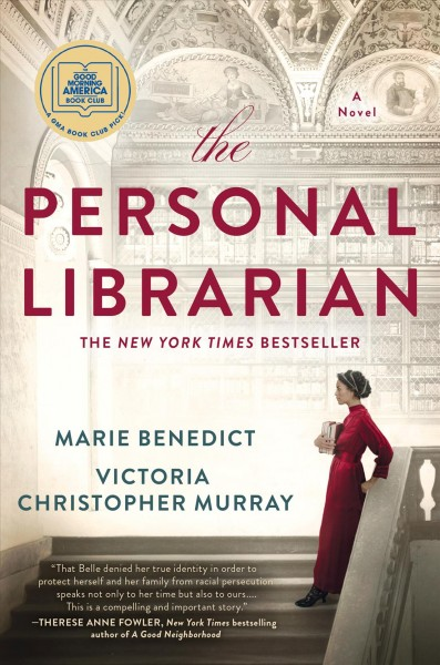 Personal Librarian cover