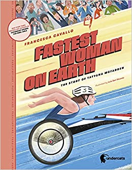 Fastest Woman on Earth cover