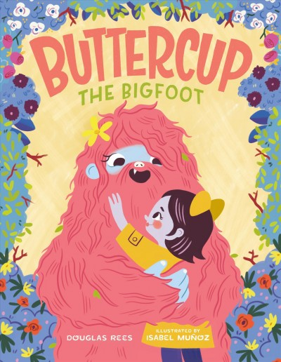 Buttercup the Big Foot cover