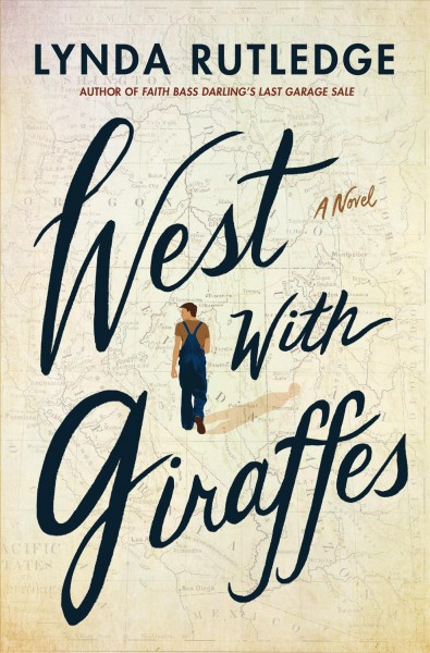 West With Giraffes cover