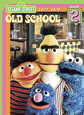 Sesame Street Old School cover