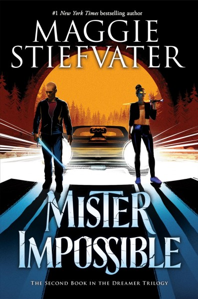 Mister Impossible cover