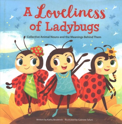 The Loveliness of Ladybugs cover