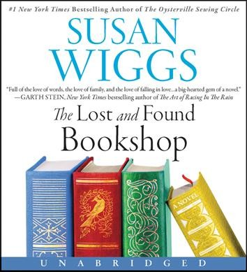 The Lost & Found Bookshop cover