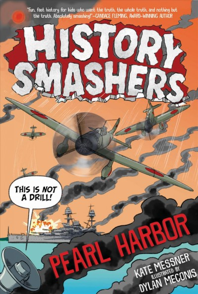 History Smashers: Pearl Harbor cover