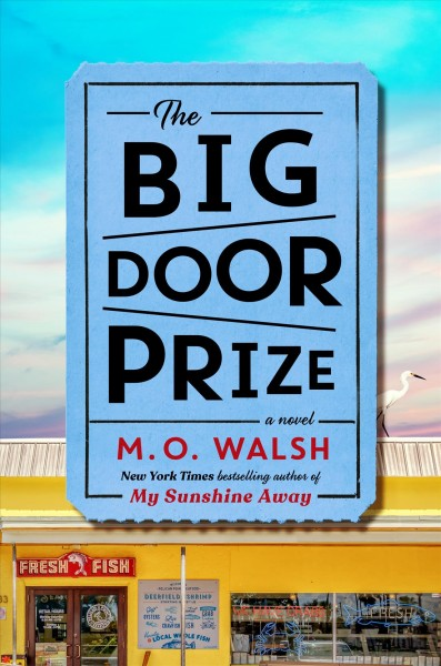 The Big Door Prize cover