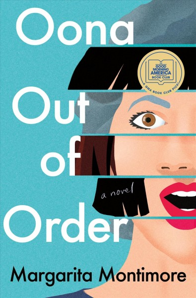 Oona Out of Order cover